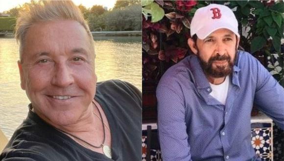 """Juan Luis Guerra y Ricardo Montaner unen sus voces en """"Dios así lo quiso"""". (Foto: @juanluisguerra/@montaner)"""