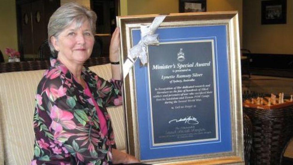 Lynette Silver es una reconocida historiadora australiana.
