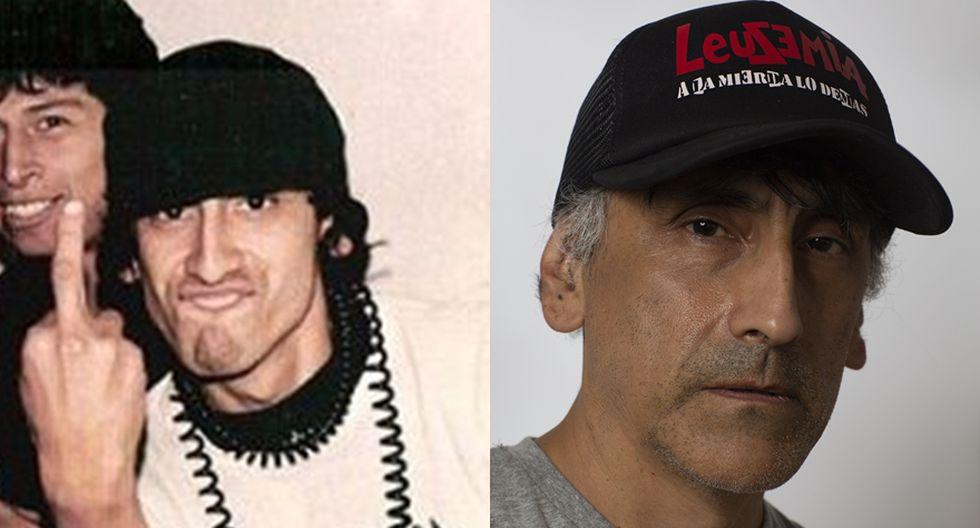Así lucen actualmente los rockeros peruanos más populares de los años 80 y 90. Daniel F. (Fotos: archvi El Comercio / Instagram)