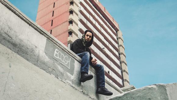 A sus 28 años, A.C.O ya cuenta con cinco producciones discográficas.(Foto: Sergio Rome)