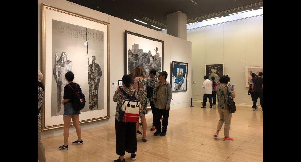 Octava Bienal Internacional de Arte de Beijing