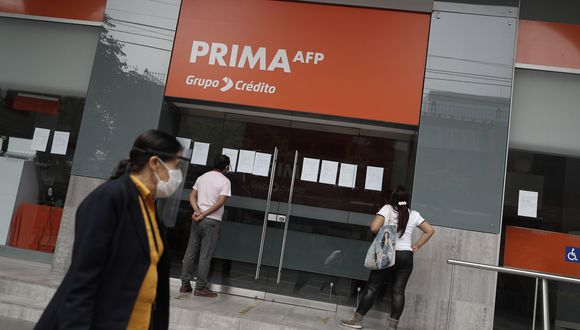 ¿Cómo acceder al retiro del 25% de la AFP? (Foto: Cesar Campos / GEC)