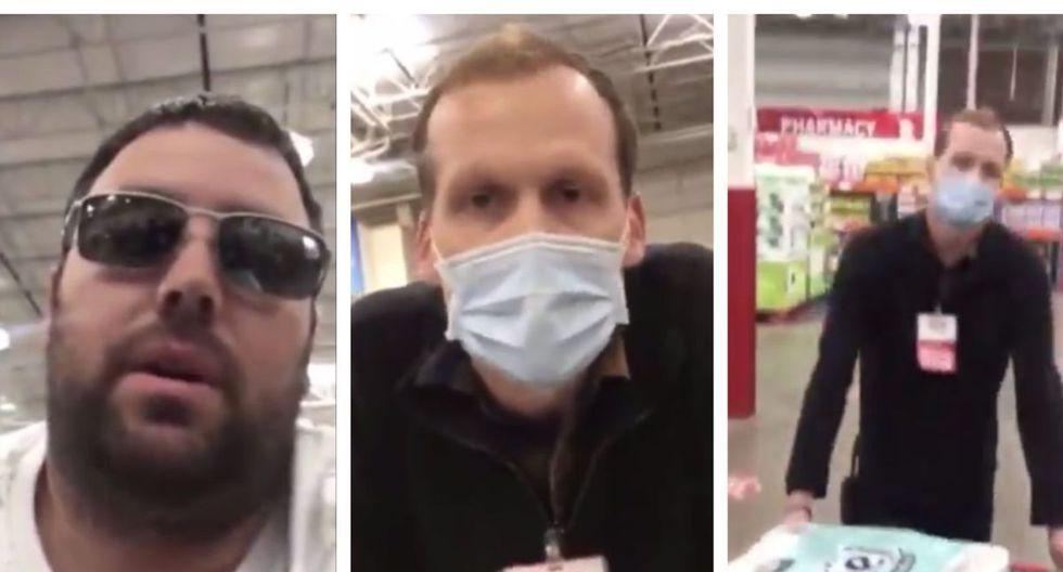 Las imágenes son viral en YouTube.