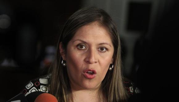 Congresista renunció a Fuerza Popular afirmando que no se sometería a procesos disciplinarios arbitrarios (Foto: Alessandro Currirano)