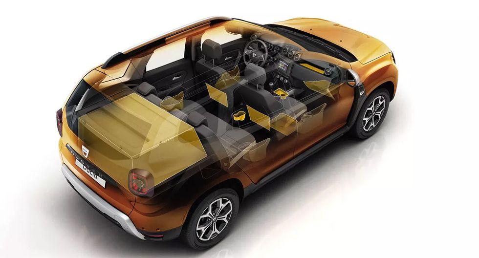 La SUV es espaciosa y confortable. (Foto: Dacia)