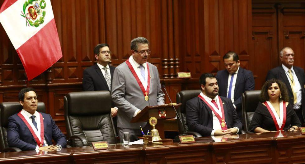 Los nuevos parlamentarios fueron elegidos para completar el periodo 2016-2021 y por ende, parte de su tarea legislativa implica retomar la agenda dejada por el anterior disuelto en setiembre del 2019