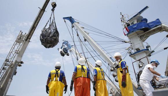 Solo podrán realizar faenas propias de la actividad las embarcaciones pesqueras registradas. (Foto: GEC)