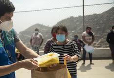 Cocineros peruanos se sumaron a campaña por el Día Mundial de la Alimentación