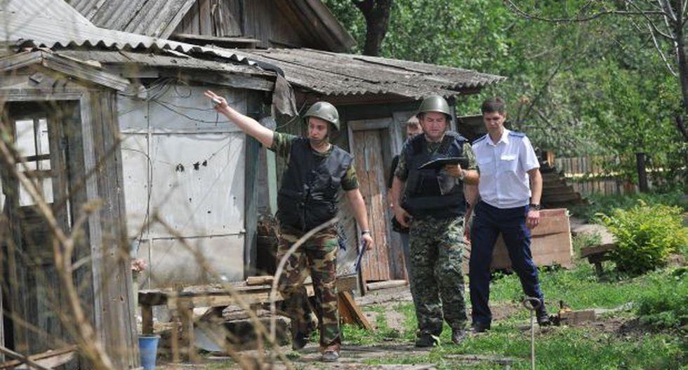 Rusia: Misil ucraniano mata un civil y deja a dos más heridos