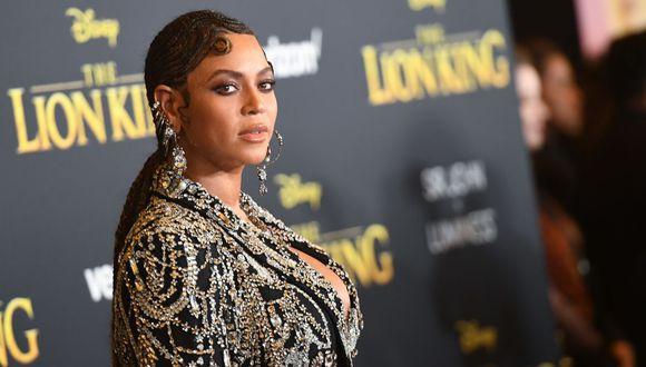 """Beyoncé y Disney anuncian """"Black is King"""", álbum inspirado en """"El Rey León"""". (Foto: (AFP)."""