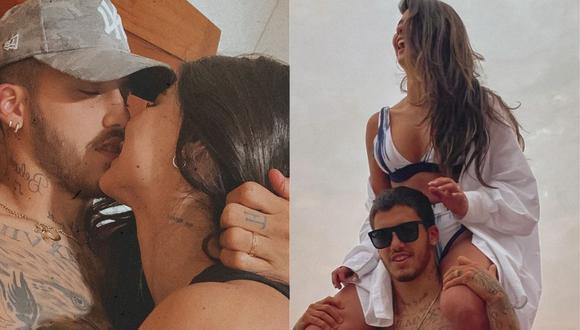 Ivana Yturbe y Beto da Silva se comprometieron a fines del 2020. (Foto: Instagram / @ivanayturbe).
