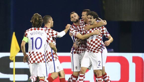 Croacia no tuvo problemas para superar en casa al seleccionado de Grecia en el partido de ida de la llave. El duelo de vuelta será este domingo. (Foto: Reuters)