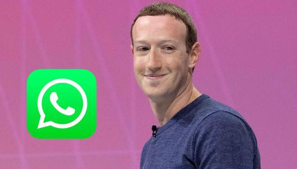 ¿Quieres comunicarte con Facebook usando WhatsApp? Este es el número que debes agregar a tu agenda. (Foto: Facebook)