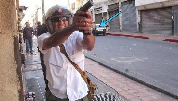 Venezuela: Identifican al asesino de estudiante y de chavista