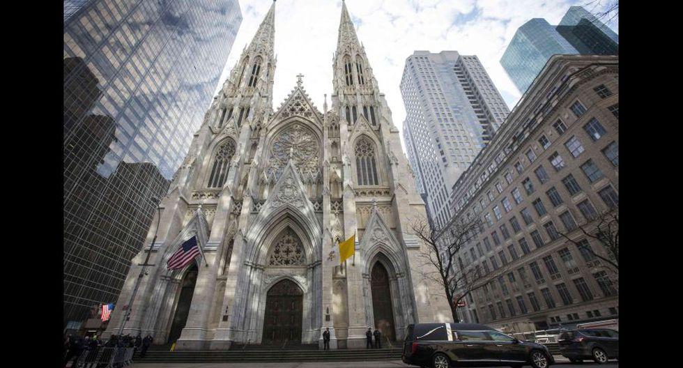 Fiscal de Nueva York abre investigación sobre abusos sexuales a menores en la Iglesia Católica. (Reuters).