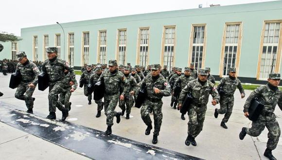 Soldado habría sido asesinado en Escuela Militar de Chorrillos