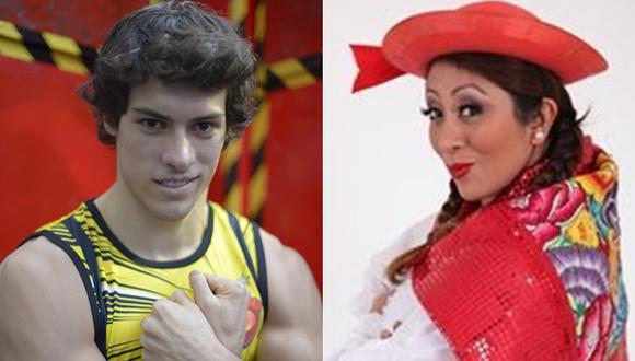 """Patricio Parodi y la Mamacha estarán en """"Gisela, el gran show"""""""
