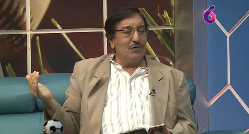 """Pepe Ruiz """"falleció la noche del martes, después de batallar varios días con sintomatología de COVID-19"""", anunció Radio Nicaragua. (Foto: Captura YouTube Canal 6)"""