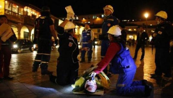 Lunes 5 de noviembre se realizará simulacro nocturno de sismo y tsunami