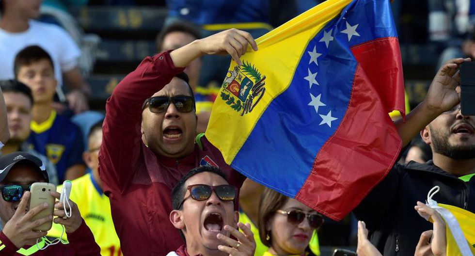 Ecuador-Venezuela: la fiesta y el color de los hinchas en Quito - 7