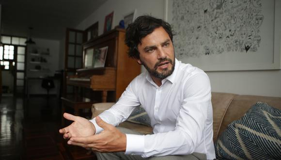 Congresista Daniel Olivares dirigió un oficio a la Comisión de Constitución para conocer si decisión de excluir a la bancada del Partido Morado es constitucional. (Foto: Archivo GEC)