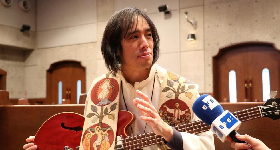 Kazuhiro Sekino tiene 39 años y un método de evangelización muy peculiar. (Efe)