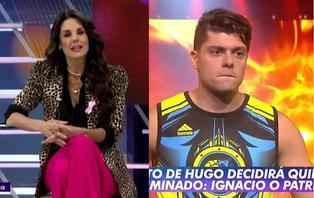 """Rebeca Escribens cuestiona eliminación de Ignacio Baladán: """"Lo traen de Miami como jale y luego lo sacan"""""""