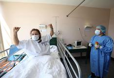 Coronavirus en Perú: 792.892 pacientes se recuperaron del COVID-19 y fueron dados de alta