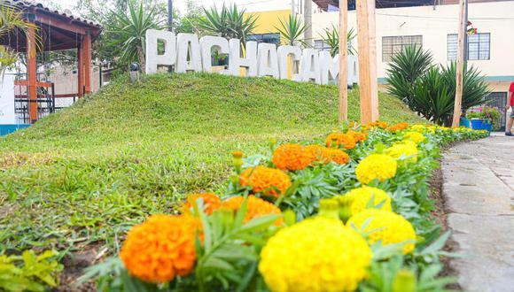 El ingreso de vehículos en la zona también quedó restringido según la ordenanza de la Municipalidad de Pachacámac. (Foto: Referencial/Facebook Municipalidad de Pachacámac)