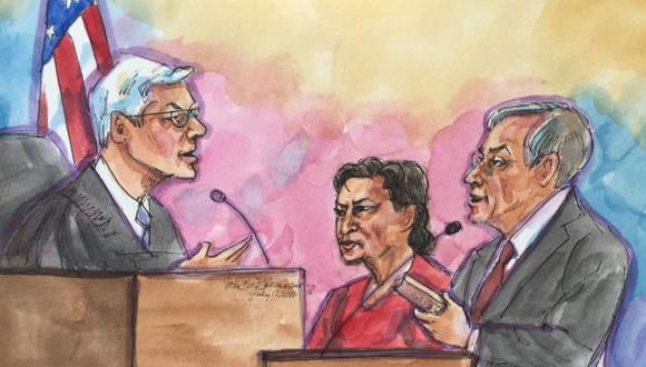 El expresidente Alejandro Toledo podrá salir en libertad bajo fianza, con arresto domiciliario, en los próximos días. (Imagen: Reuters)