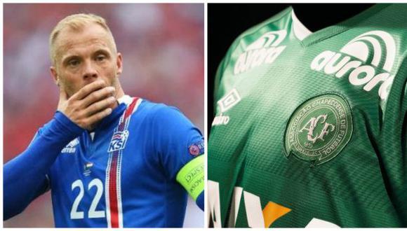 Chapecoense: Eidur Gudjohnsen desea jugar en club brasileño