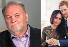 """El padre de Meghan acusa a su hija de """"preocuparse solo por el dinero"""" y pide ver a sus nietos"""