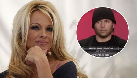 Pamela Anderson volvió a casarse con ex esposo