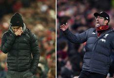 Liverpool vs. Manchester City: Guardiola frustrado y Klopp eufórico tras el 2-0 de Salah, en simultáneo | VIDEO