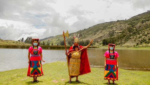 Complejo arqueológico de Intihuatana reabrió sus puertas al turismo. (Foto: Difusión)