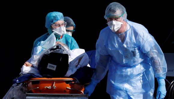 El coronavirus ya mató a más de 20.000 personas en el mundo. (REUTERS/Christian Hartmann/File Photo).