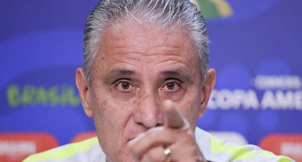 Brasil venció 3-1 a Perú en el Maracaná y conquistó su novena Copa América. (Foto: AFP)