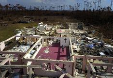 Huracán Dorian deja al menos 52 muertos y 1.300 desaparecidos en Bahamas