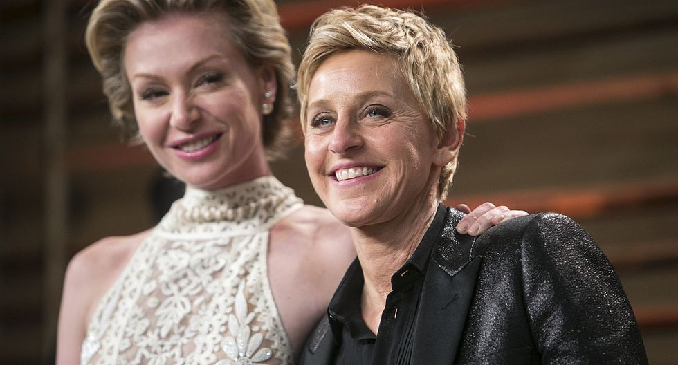 Si bien su puesta en escena fue muy comentada, el momento cumbre de su última presentación fue cuando se tomó el selfie más famoso de Hollywood durante la ceremonia de 2014. (Foto: AFP)