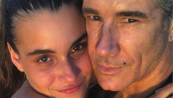 La pareja tiene seis meses juntos y el actor no se cansa de asegurar que su novia es su primer y único amor (Foto: Instagram)
