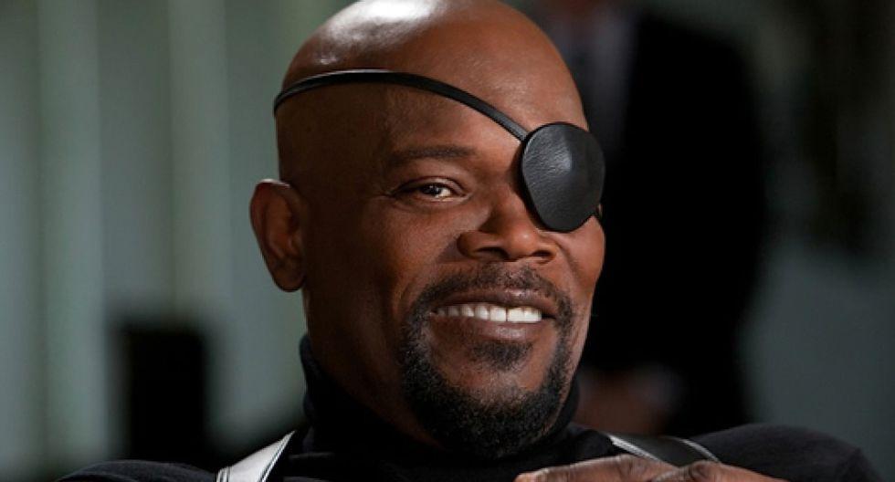 """El afamado actor Samuel L. Jackson también opinó sobre la interpretación de Brie Larson como """"Capitana Marvel"""". (Foto: Difusión)"""