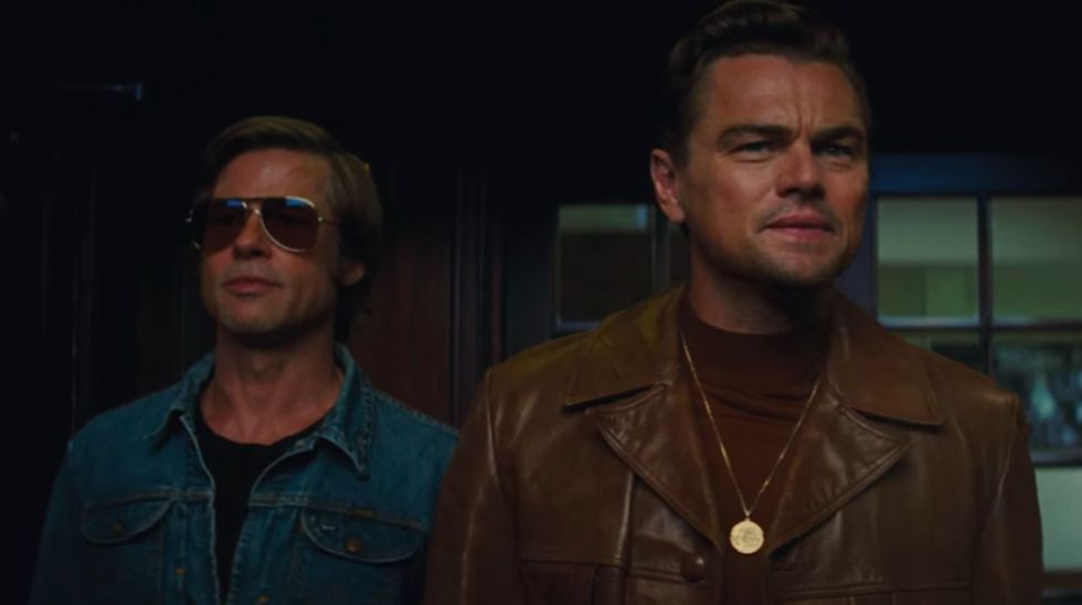 """Once upon a time in Hollywood"". (Foto: Difusión)"