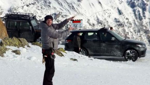 """James Bond: tres heridos durante el rodaje de """"Spectre"""""""