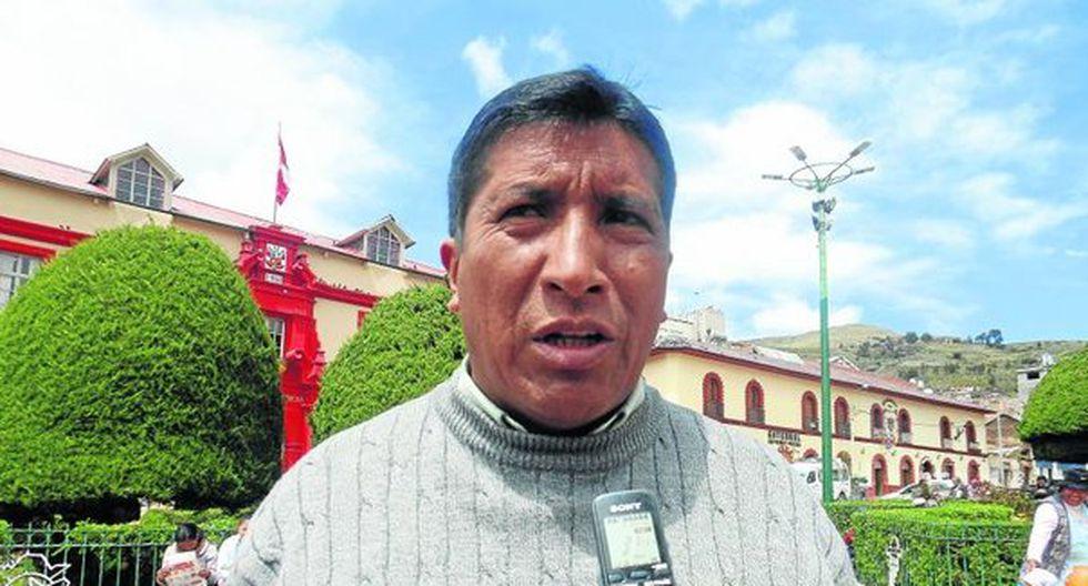 Puno: delincuentes balean al alcalde del distrito de Cojata