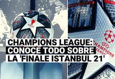 UEFA Champions League: todos los detalles de la nueva pelota oficial del torneo desde octavos de final
