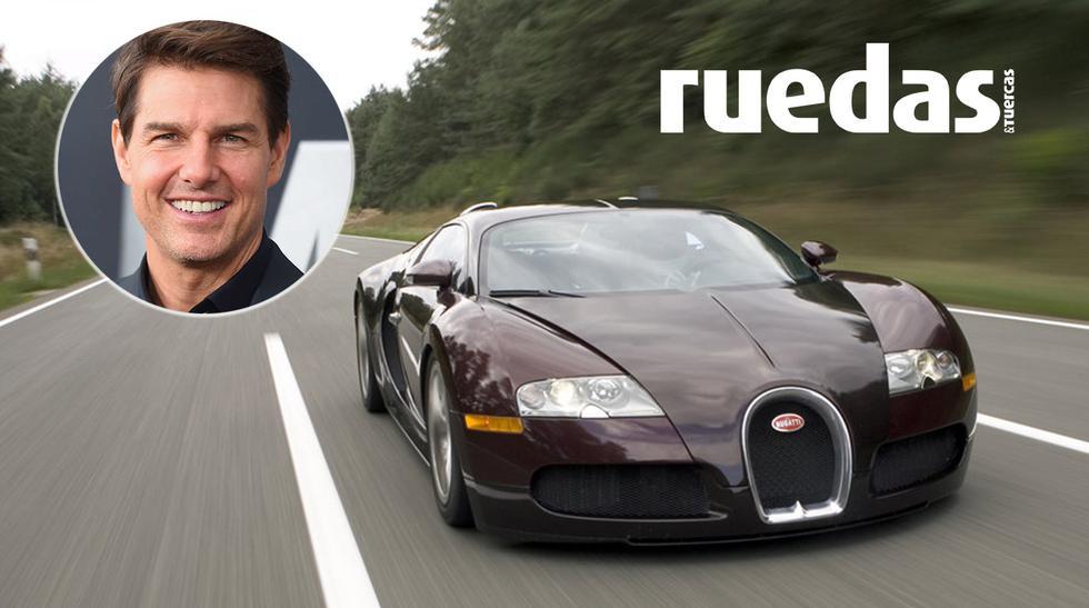 Recorre la galería y conoce algunos de los exclusivos autos que posee el actor.