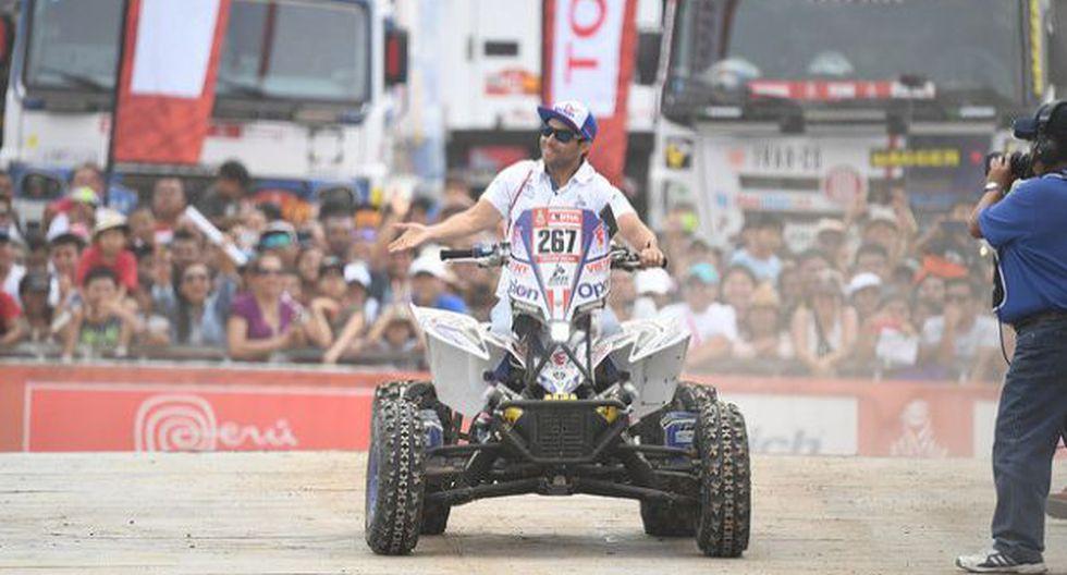 Málaga participó en el Dakar del 2013 y 2018. (Foto: Itea)