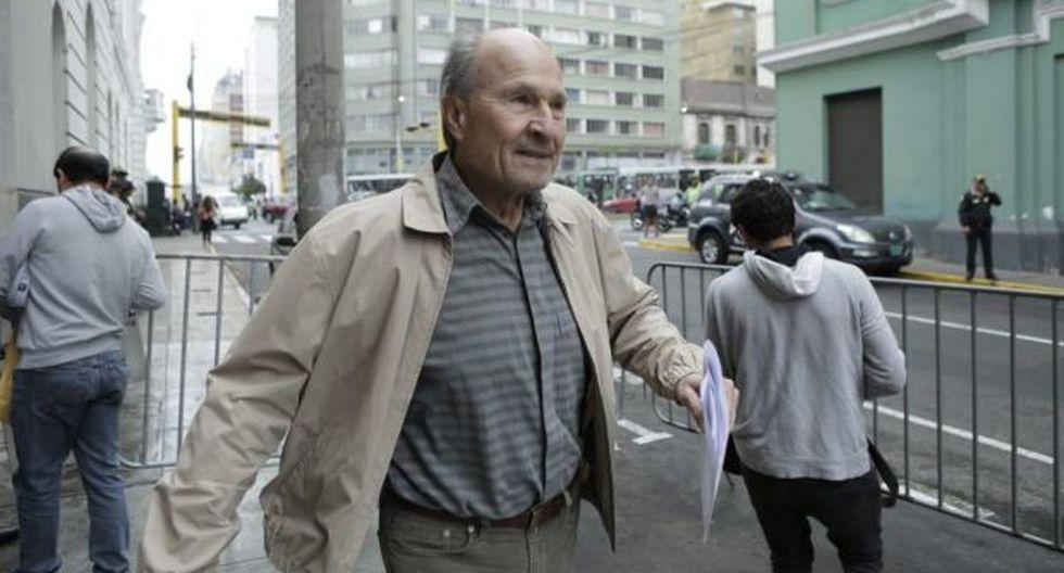 El ingeniero Augusto Bedoya Cámere. (Foto: GEC)