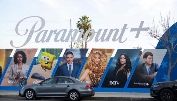 Paramount+ trae un amplio catálogo de series y películas. (Foto: AFP)