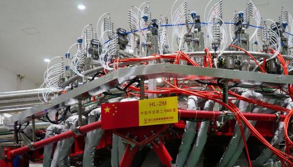 "El HL-2M funciona como un ""sol artificial"". (Foto: Getty Images)"